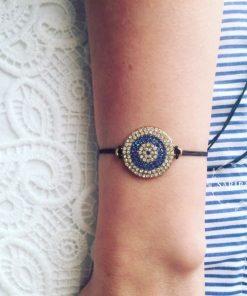 Bracelet , Blue Eye